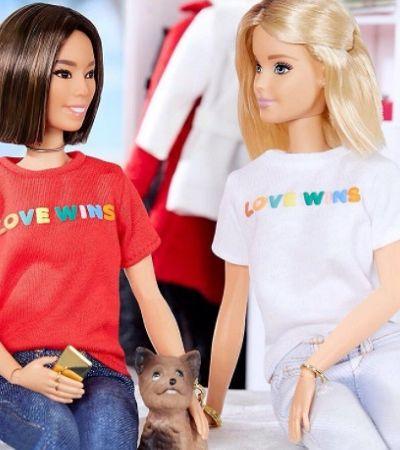 A Barbie finalmente ganhou uma namorada e a internet está em festa