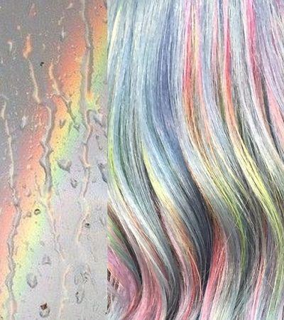 Colorista cria cores únicas de cabelo inspiradas na natureza