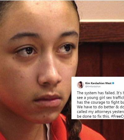 Ela foi escrava sexual e matou o homem que a abusava. Agora é defendida por Rihanna e Kim Kardashian
