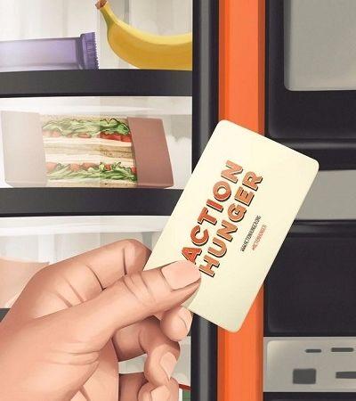 País inaugura vending machine com comida de graça para quem mais precisa