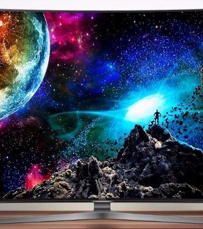 Samsung cria app para daltônicos ajustarem as cores de suas TVs