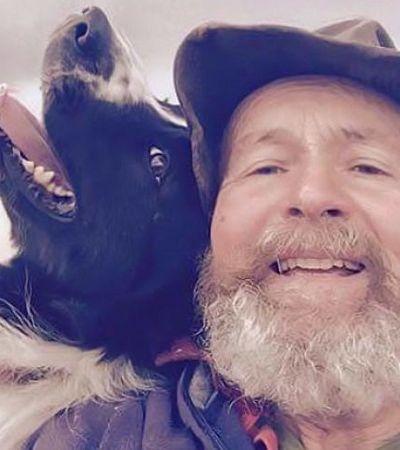 Filha ensina o pai a tirar selfie e ele vira sensação na internet