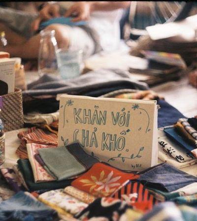 O mercado no Vietnã que só vende lembranças de amores rompidos