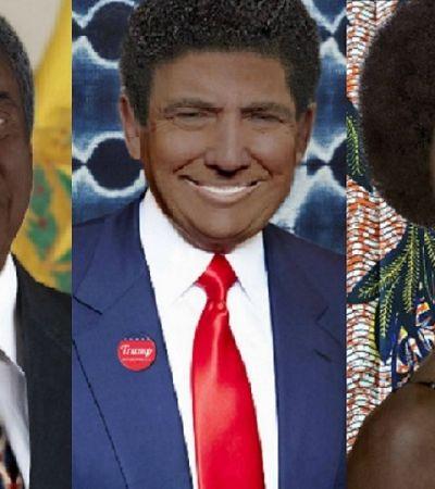 Mostra que escurece pele de famosos brancos divide opiniões na internet