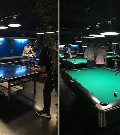 Esse lugar em Nova York é o bar de jogos mais legal que você vai ver hoje