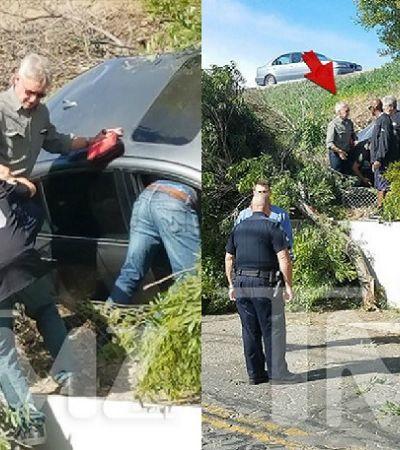 Herói no cinema e herói na vida: Harrison Ford ajuda a resgatar vítima após acidente de carro