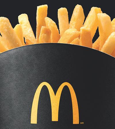 McDonald's terá refil de batatas fritas pela primeira vez na história durante a Black Friday