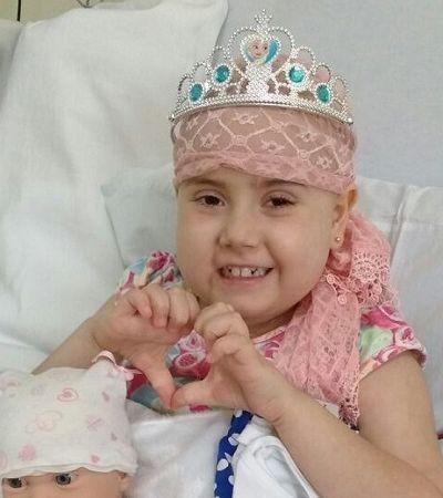 Por menina de 6 anos 'cansada de fazer quimio', milhares formam fila para doar medula