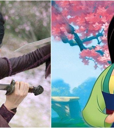 Disney escala jovem estrela chinesa para viver Mulan em live-action do filme