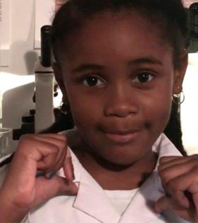 Com 7 anos, está 'neurocientista' faz sucesso ensinando ciência na internet