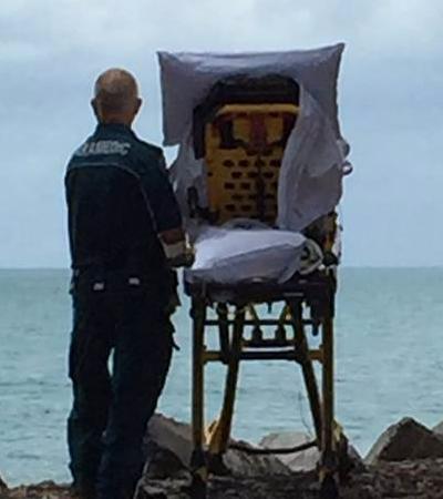 A linda foto de um paciente com doença terminal viralizou e emocionou a internet