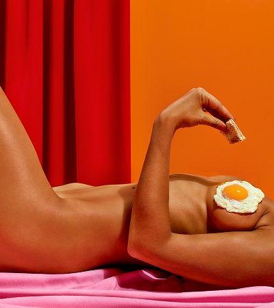 Sexo para o café da manhã: um projeto fotográfico para começar o dia com energia