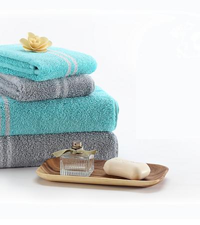 Esta incrível toalha autolimpante promete ser também a mais macia do mundo