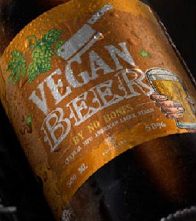 Primeiro açougue vegano de São Paulo lança cerveja própria no feriado