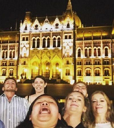 Ela criou um perfil de viagem com fotos 'reais' no Instagram para provar que não existem só modelos viajando