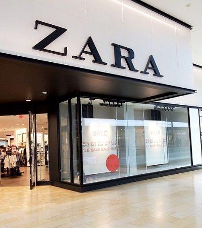 Funcionários enviam mensagens em etiquetas da Zara denunciando falta de pagamento