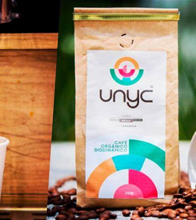 Por R$ 10, você pode tomar quantos copos de café quiser nesta loja de orgânicos de SP