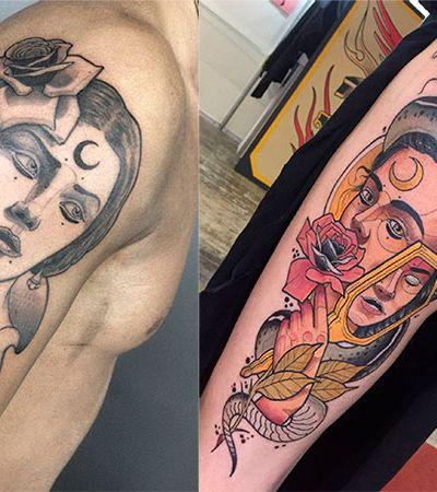 Conheça o trabalho autoral e criativo do tatuador Victor Costa