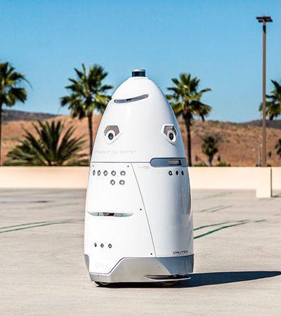 Robôs estão monitorando e inibindo a presença de pessoas em situação de rua em São Francisco