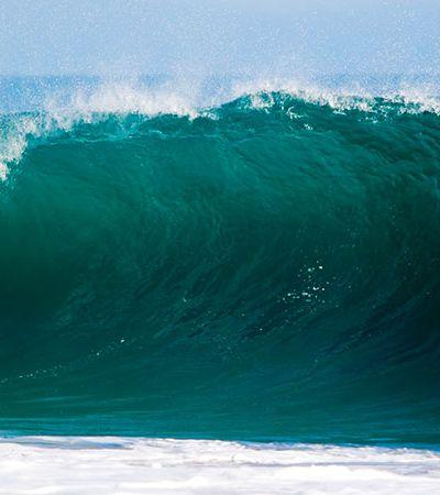 Vidente prevê Tsunami no Brasil e viraliza nas redes sociais