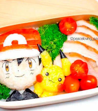 Estas versões Pokémon de sushi são melhores invenções gastronômicas do ano