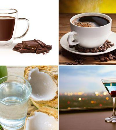 10 bebidas que são hit absoluto faça chuva ou faça sol