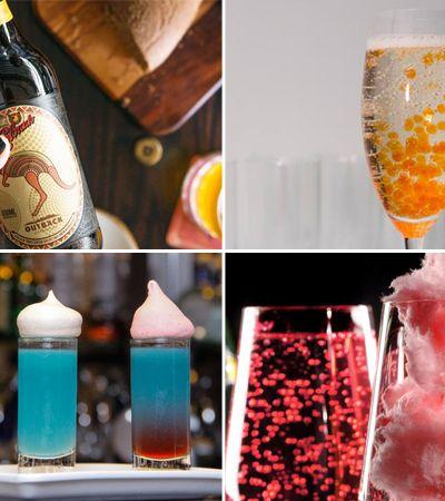 8 drinks e bebidas 'diferentonas' que você deveria provar ainda em 2017