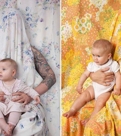 Série aborda a invisibilidade materna com fotografias impactantes
