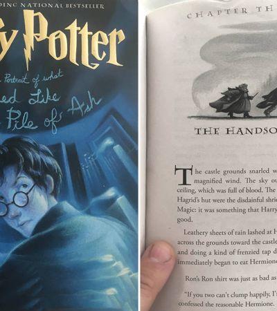 Robô escreve novo capítulo para livro de Harry Potter… e o resultado é bizarro