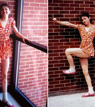 Fotos raras de Madonna com 18 anos na Universidade de Michigan