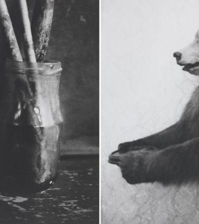 A melancolia é a marca das fotos em preto e branco da cantora Patti Smith
