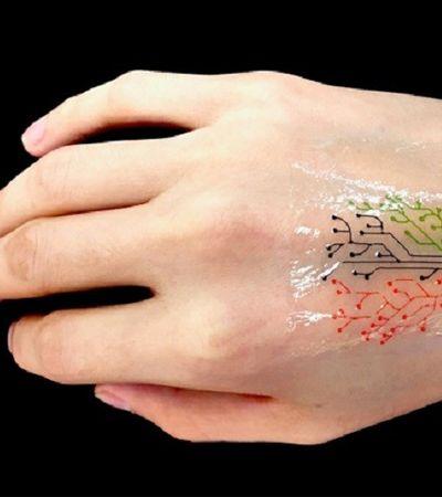 Pesquisadores do MIT criam tatuagens feitas com bactérias que mudam de cor