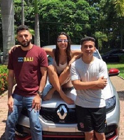 'Festa da firma' da equipe de Anitta tem sorteio de viagem e carro para funcionários