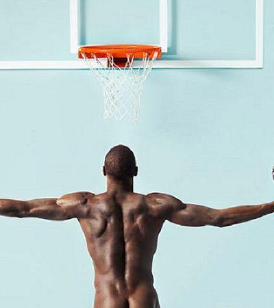 Atletas posam nus para calendário beneficente e mostram a beleza e superação do corpo humano