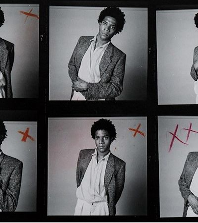 Fotógrafo revela retratos nunca antes divulgados de Basquiat em seu estúdio