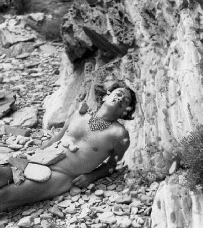 Um dia surreal na vida de Salvador Dalí registrado em fotos