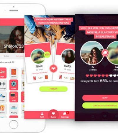 O app de relacionamento onde você não mostra a cara