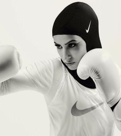 Nike lança sua primeira linha de hijabs para atletas muçulmanas