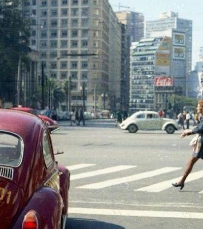 Fotos incríveis mostram como era SP no início dos anos 1970