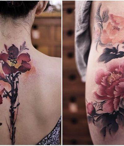Se você ainda acha que tattoo não é arte precisa conhecer o trabalho de Chen Jie