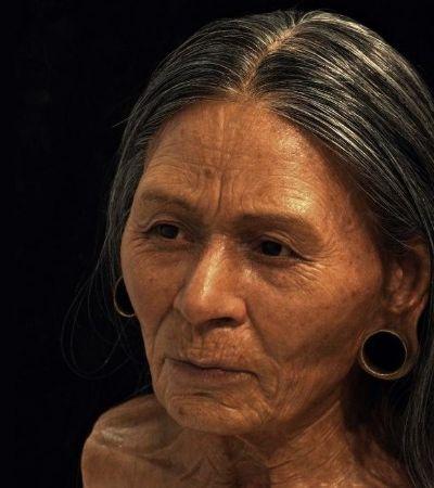 Cientistas recriam rosto de rainha indígena que antecedeu os Incas