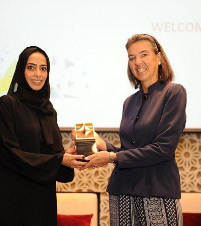 Bélgica é primeiro país a nomear uma mulher como embaixadora na Arábia Saudita