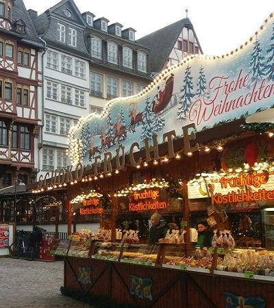 História e gastronomia se misturam nesta Feira de Natal que existe há mais de 600 anos