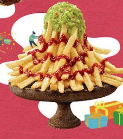 McDonald's lança 'fritas guacamole' e estamos torcendo pra novidade chegar aqui