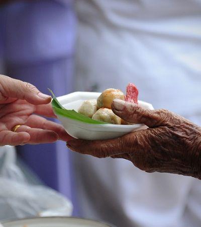 Para cada pedido recebido, iFood vai doar uma refeição para instituições de caridade