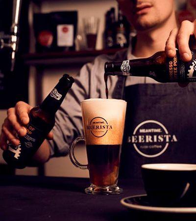 Cor de café, sabor de café, aroma de café… mas é cerveja. Conheça a bebida do tipo 'latt-ale'