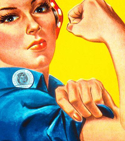 Conheça a história por trás do cartaz símbolo do feminismo que não foi criado com essa intenção