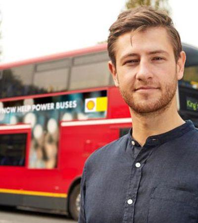Empresa quer trocar o combustível pela borra de café nos ônibus de Londres