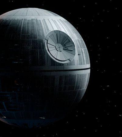 Aqui está o incrível vídeo timelapse da construção da Estrela da Morte, de Star Wars