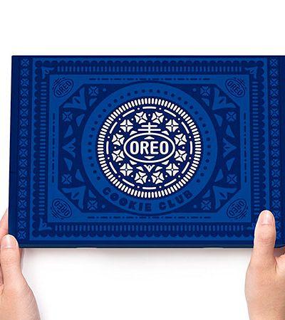 Clube de assinaturas de Oreo envia diferentes modalidades de produto do biscoito a cada mês
